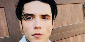 Andy Biersack discusses what it was like for his garage to be robbed.