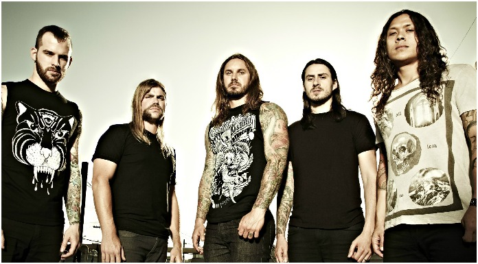 As I Lay Dying Play First Show Since Tim Lambesis Release From Prison