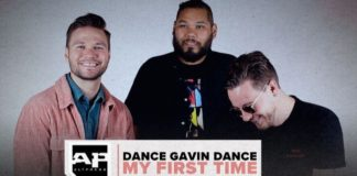 Dance Gavin Dance: My First Time
