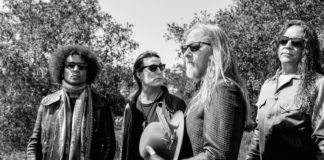 Alice In Chains, 2018