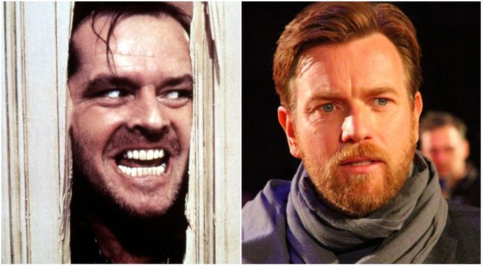 Ewan McGregor, 'The Shining'