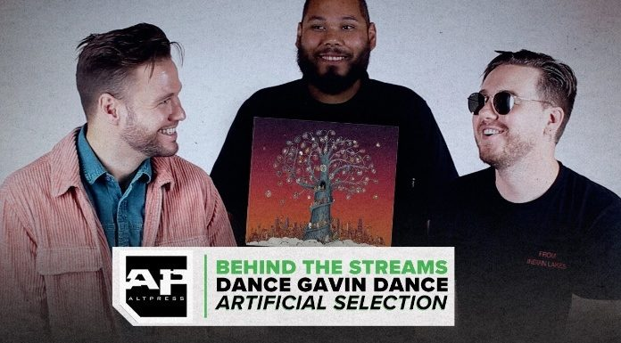 Dance Gavin Dance drew inspiration from Paramore and Destiny's Child on