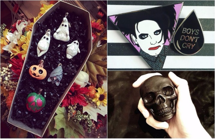 The Goth Gift Guide—20 gifts for your goth friend - Alternative Press