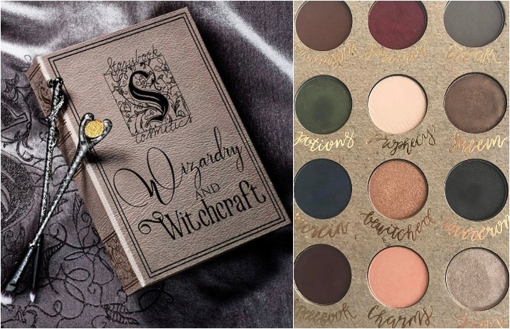 This magical eyeshadow palette is a wizarding dream come true - Alternative Press