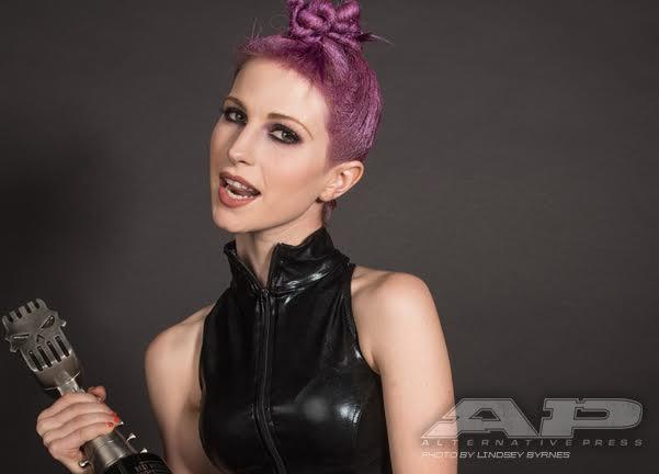 Hayley Williams on Best Vocalist win, self-titled era, seeing PVRIS at APMAs - Alternative Press