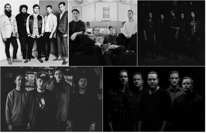 Bands share the scariest thing that's ever happened to them