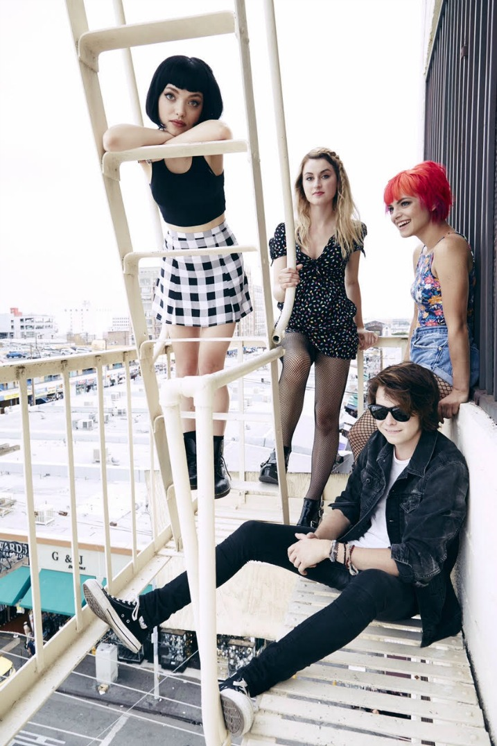 """Hey Press To Peel Away Patch Promises Professional Eye: """"By No Means Are We Famous""""—Hey Violet Talk Success And"""