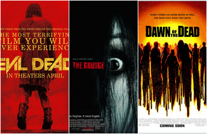 The top 10 horror movie remakes - Alternative Press