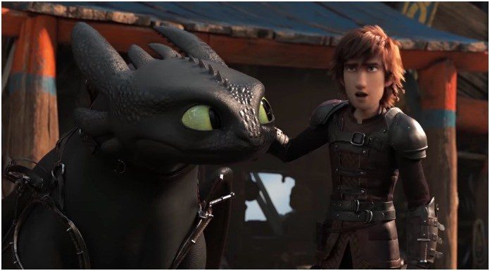 How to train your dragon 3 trailer officially released photo ccuart Image collections