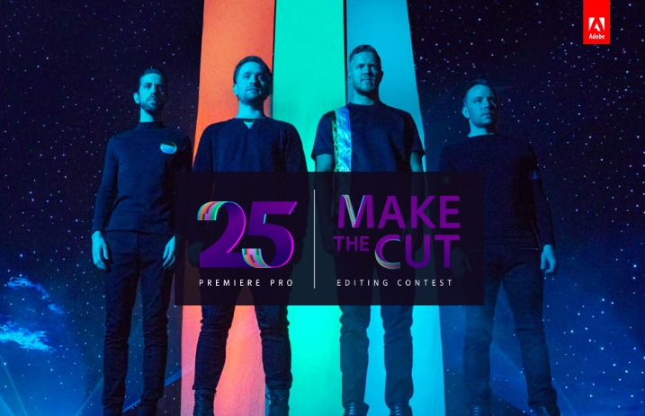 """Create your own edit of Imagine Dragons' next video with Adobe's """"Make The  Cut"""" competition - Alternative Press"""