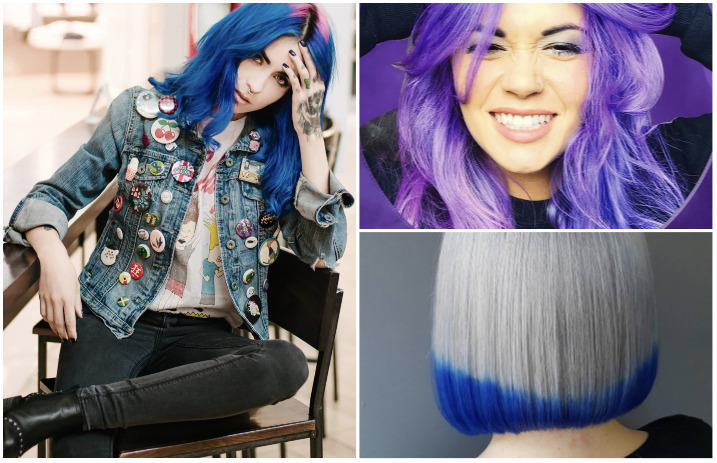 These Will Be Biggest Hair Color Trends Of 2018 According To Manic