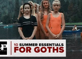 goth summer guide
