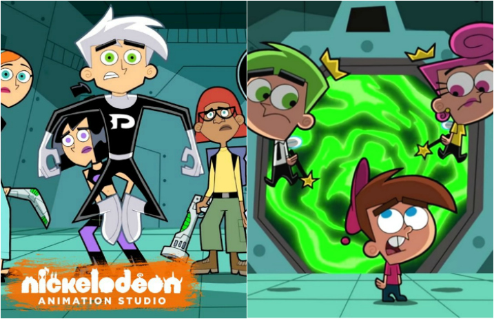 here s a behind the scenes look at the epic fairly oddparents and