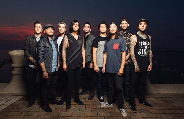 "Pierce The Veil and Sleeping With Sirens are touring the world: ""We're all living our dream"" - Alternative Press"