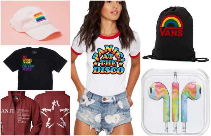 422ca6e0 15 merch items to show off your pride for Pride Month — and any day of the  year, really