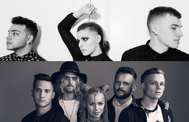 Watch PVRIS' Lynn Gunn perform with Tonight Alive at Warped - Alternative Press