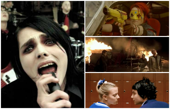 My chemical romance three cheers for sweet revenge torrent
