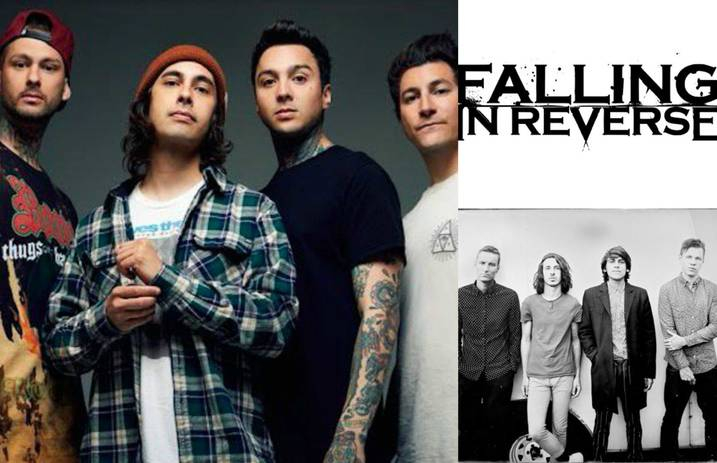 Pierce the veil announce tour with falling in reverse and crown the pierce m4hsunfo