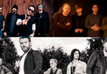 Shinedown and Godsmack announce massive U.S. tour featuring Asking Alexandria.