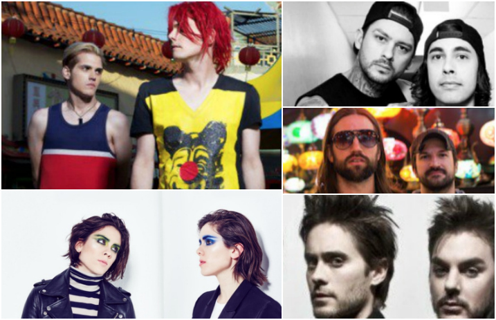 15 Bands With Siblings Brothers And Sisters Who Rock Together