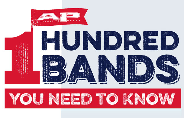 Hear all our 2015 100 Bands You Need To Know in this playlist - Alternative Press