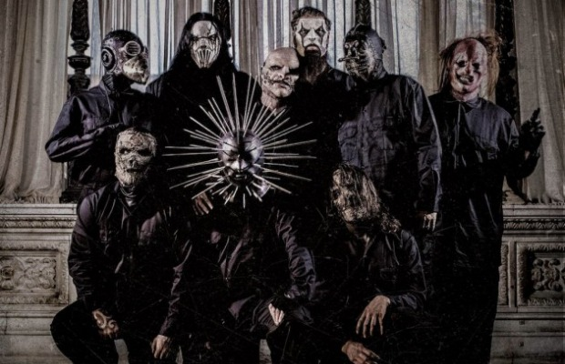 "Slipknot release ""Custer"" live video"