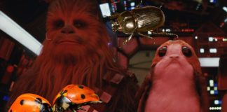 'Star Wars' with bugs