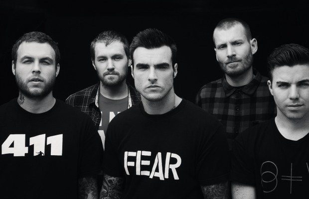 """Stick To Your Guns premiere new song, """"RMA (Revolutionary Mental Attitude)"""" feat. H2O vocalist"""