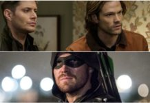 Supernatural and Arrow crossover