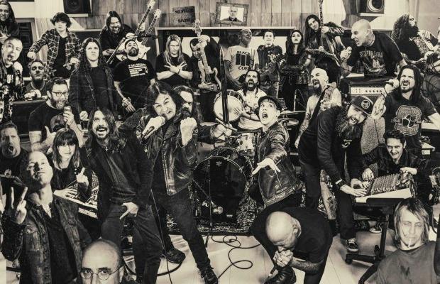 Supergroup Teenage Time Killers (Foo Fighters, Slipknot, Alkaline Trio, more) announce debut album - Alternative Press