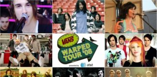A look back at Warped Tour 2008