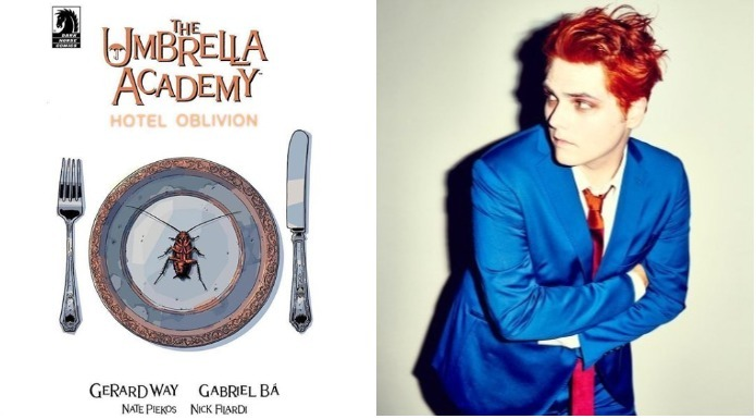 Gerard Way's Umbrella Academy