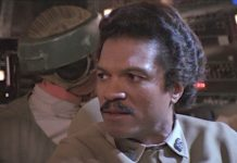 Billy Dee Williams in 'Return Of The Jedi'