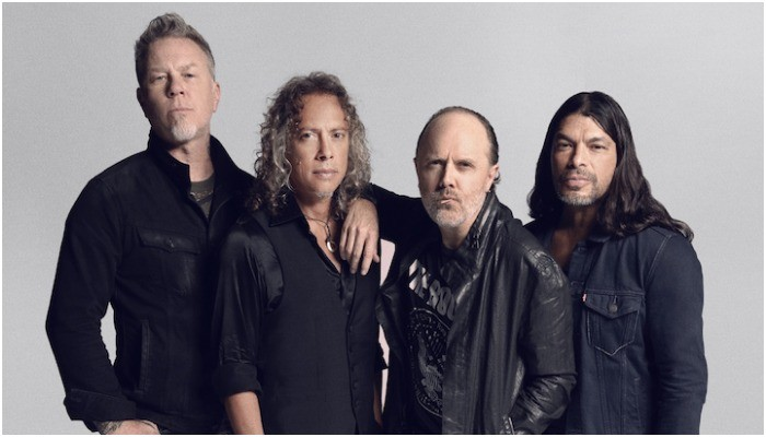 Metallica cancel upcoming festival shows in support of James Hetfield