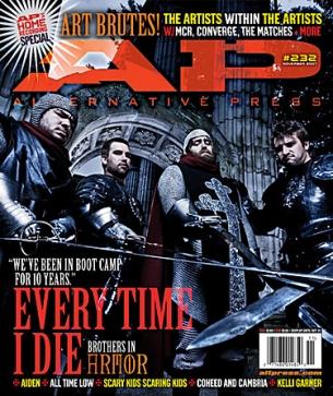 232 - Every Time I Die - Alternative Press