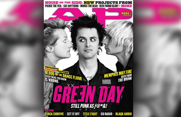 Green Day release