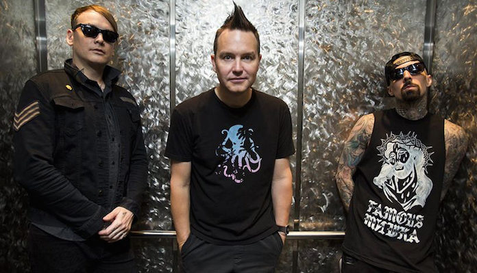 Blink-182 is getting Funko Pop! figures.