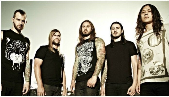 As I Lay Dying 2018