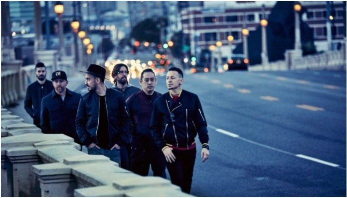Linkin Park, new photo size