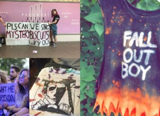 11 amazing signs and T-shirts fans have made for concerts