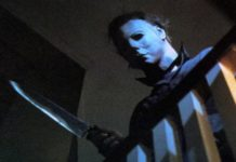 Screenshot from John Carpenter's 'Halloween'