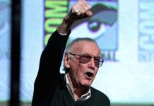 Stan Lee at Comic-Con 2015