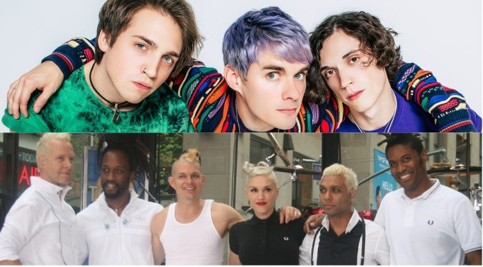 Waterparks and No Doubt