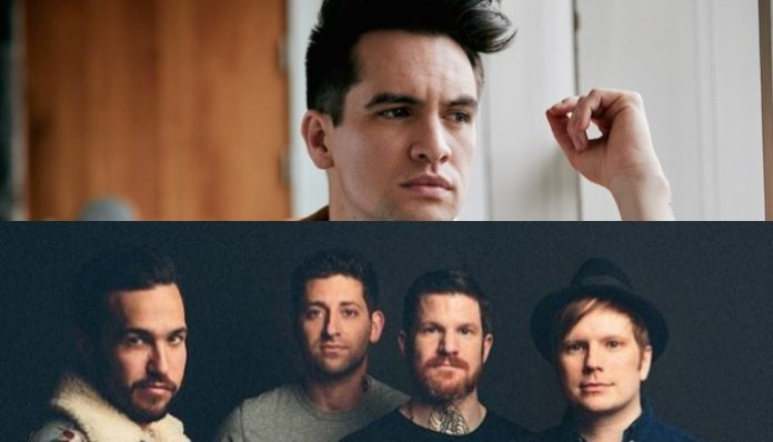 Fall Out Boy and Panic! At The Disco are up to win Moon Men at the 2018 MTV Video Music Awards.