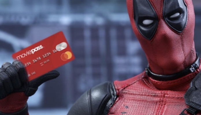 moviepass deadpool