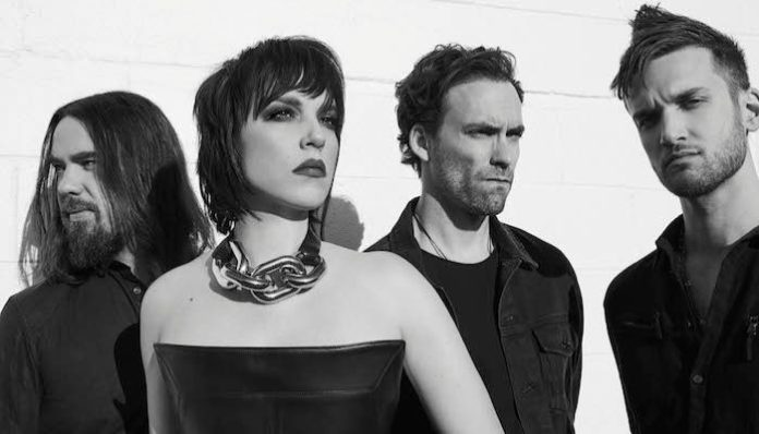 "Halestorm release unapologetic new song ""Do Not Disturb"""