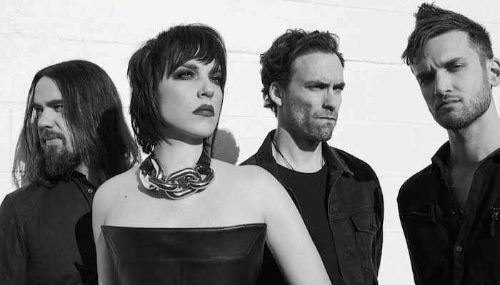 "Lzzy Hale says Halestorm is ""all I've ever wanted to do in life"""