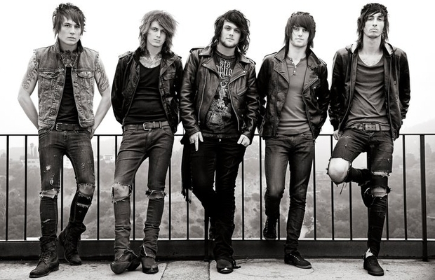 """Asking Alexandria release new song, """"The Death Of Me"""" - Alternative Press"""