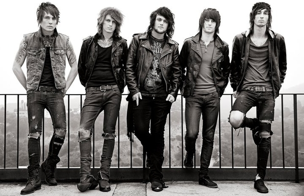 asking alexandria from death to destiny album cover girl