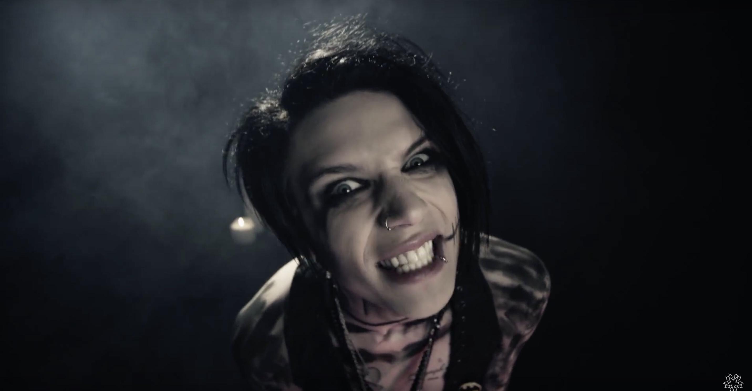 Andy Biersack Smiling 2012